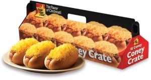 Coney crate