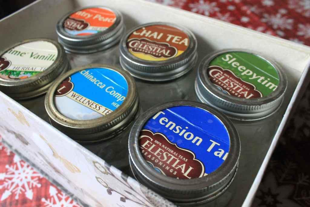 Frugal Gift Idea: A Box of Teas