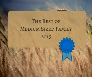 The Best of Medium Sized Family 2015 FB