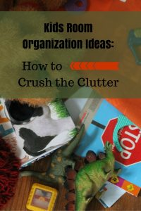 Kids Room Organization Ideas-
