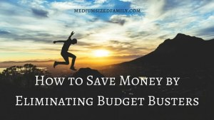 How to save money by eliminating budget busters
