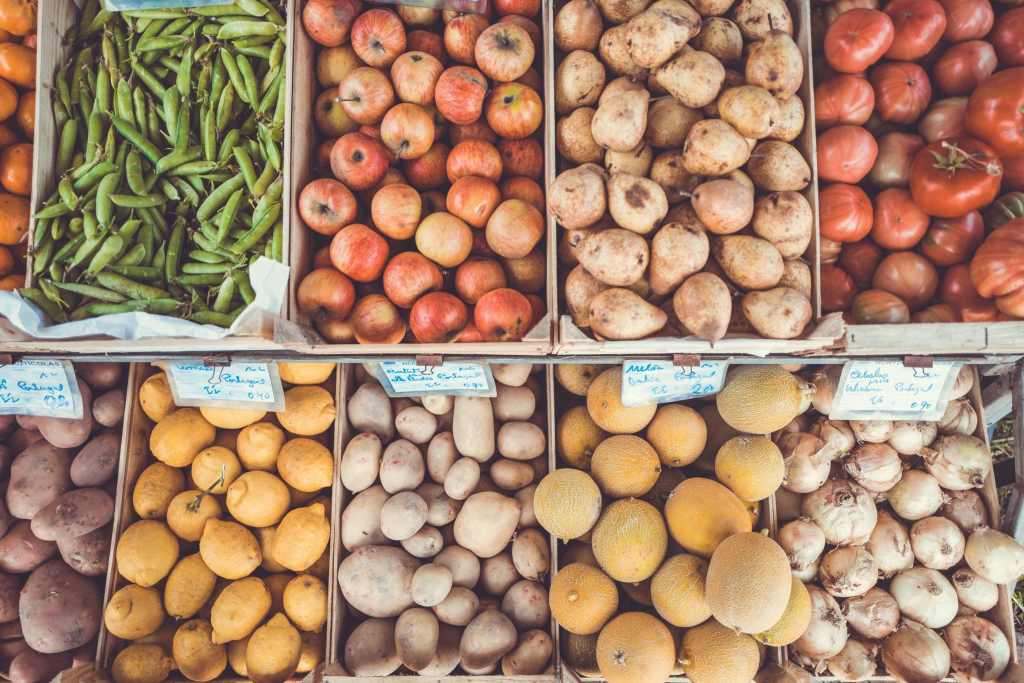 Grocery shopping on a budget. How to save money on groceries.