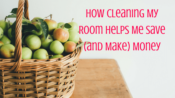 Secure Your Savings: How Cleaning My Room Helps Me Save (and Make) Money