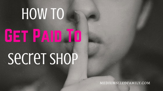 Secure Your Savings: How to Secret Shop for Pay