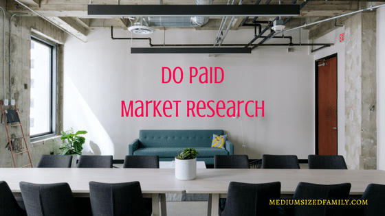 Secure Your Savings: Do Paid Market Research