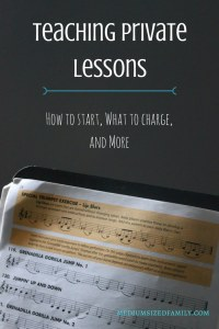 Teaching private lessons is a great way to make some extra money while spending some extra time using a skill you love. Here's how to get started teaching lessons, how to charge money, and where to find clients.