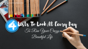 My To Do List for Running My Crazy Beautiful Life