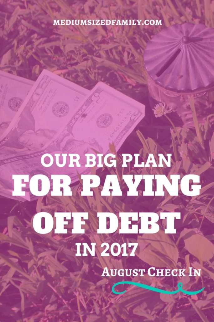 This family is in the middle of paying off thousands of dollars in credit card debt. Learn what they're doing to pay off debt and how much closer they are to their goal!