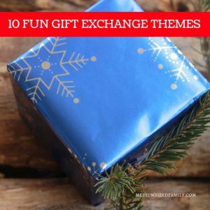Family Christmas Gift Exchange Themes