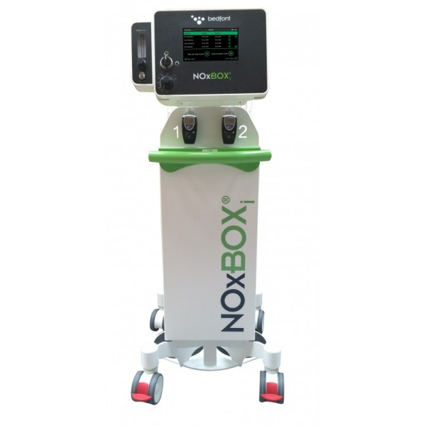NOXBOXi Intelligent nitric oxide INO delivery system