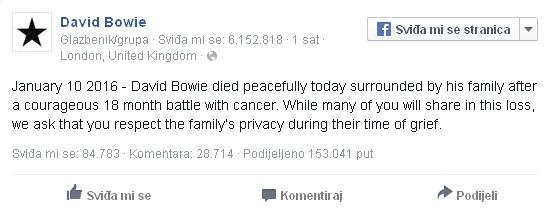 Bowie twitter