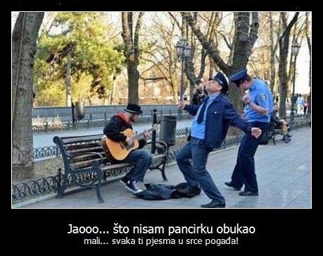 Veseli policajci