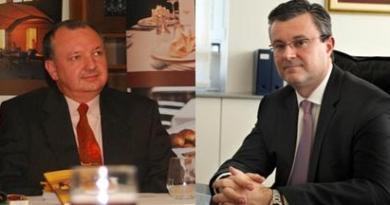 Gorkić Taradi i Tihomir Orešković
