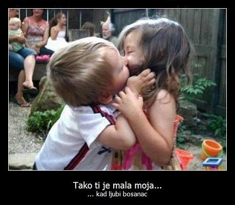 kad ljubi bosanac