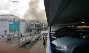 napad u Brusselu