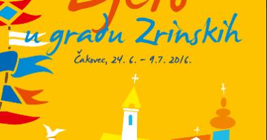"""Ljeto_u_gradu_Zrinskih""""_-_Grad_Čakovec"""