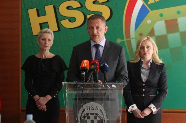 Konferencija HSS-a