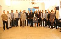Prijem za studente – dobitnike Rektorove nagrade u akademskoj godini 2015./2016.