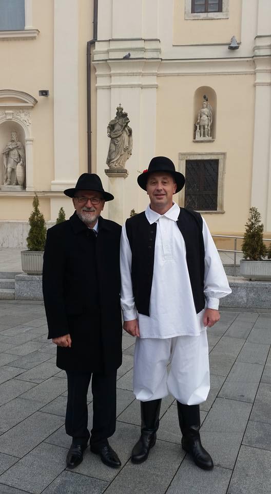 Ivan Pranjić i Predrag Kočila