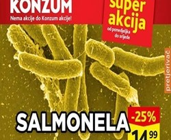 Tjedan salmonele