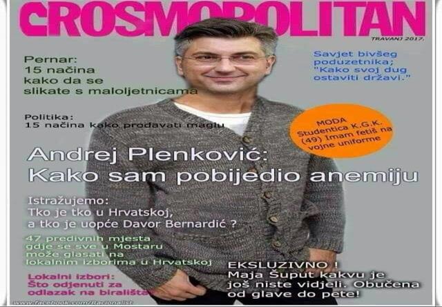 Crosmopolitan