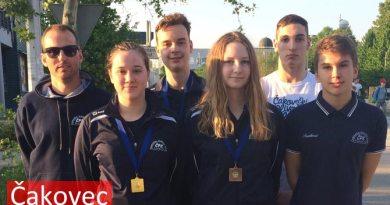 Šest medalja za plivače ČPK-a