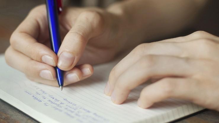 pisanje autobiografije