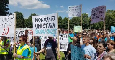Marš protiv Monsanta 2017