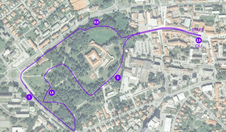 trasa utrke