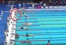 Odbio plivati jer nisu imali vremena za minutu šutnje