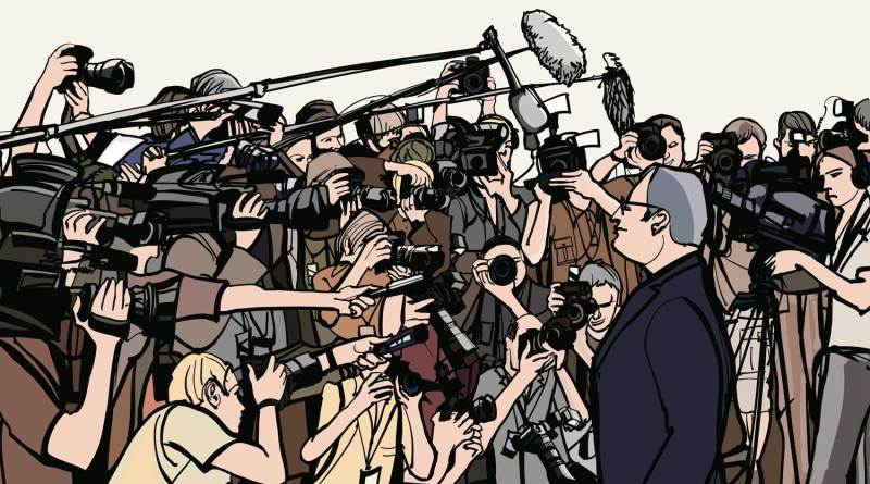 Kako se dijele novinari