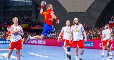Danska i Španjolska vodile su veliku borbu za medalju na EP 2016. godine
