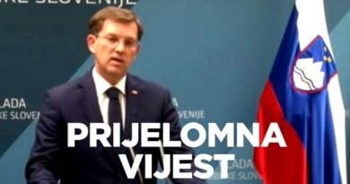 Slovenski premijer Miro Cerar podnio ostavku