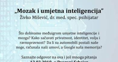 Mozak i umjetna inteligencija
