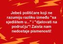 Jebeš političare koji…