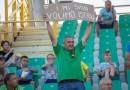 """Navijač došao na utakmicu s transparentom """"I mi Srbi volimo Istru"""" i dobio aplauz stadiona"""