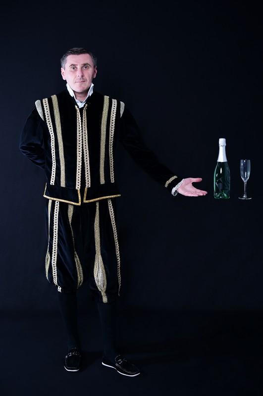 Kraljevski Renesansni Pjenušac Urtica
