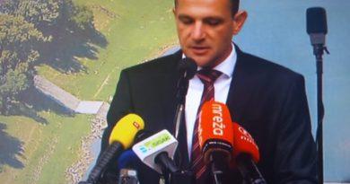 Matija Posavec izaslanik predsjednice Kitarović u Brezovici i održao govor