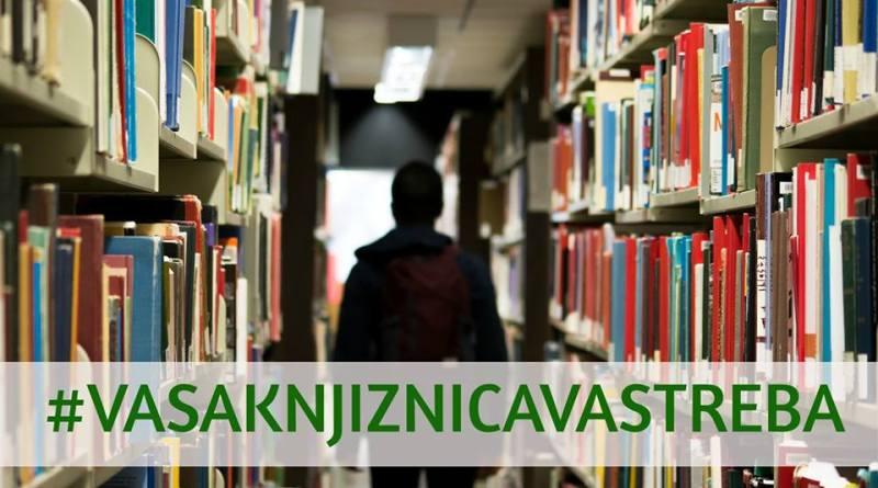 Knjižnice nisu samo za bogataše!