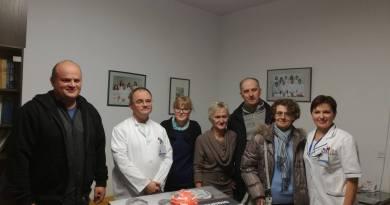 Donacija Odjelu neurologije u Županijskoj bolnici Čakovec