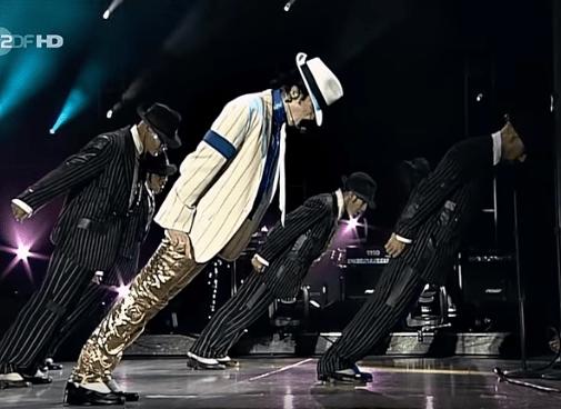Otkriveno kako je Michael Jackson uspio napraviti plesni korak pod kutem od 45 stupnjeva