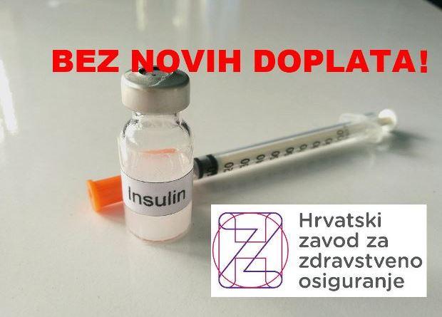HZZO poništio odluku o doplatama za inzuline!!