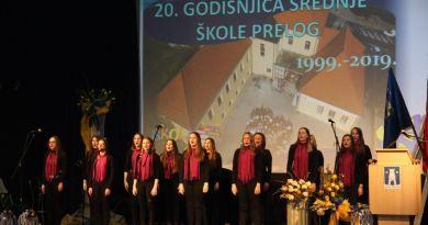 Srednja škola Prelog obilježila prvih 20 godina postojanja
