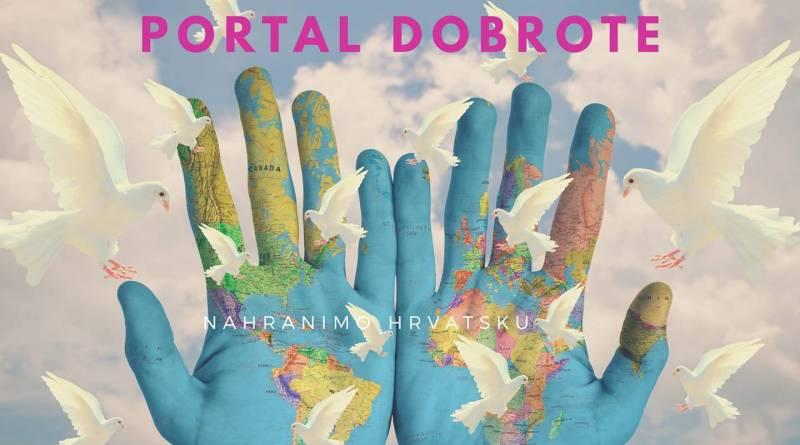 Aplikacija Portala Dobrote kojom možete donirati višak hrane ili odjeće