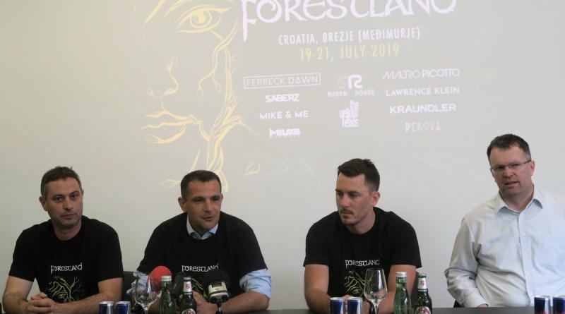 Najavljen i predstavljen 7. Forestland