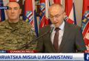 NATO upozorio MORH da je objavio klasificiranu kartu koja otkriva rutu njihovih vojnika