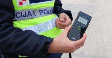 """Policijski službenici najavljuju operativne akcije """"Nadzor vozača pod utjecajem alkohol i/ili droga"""""""