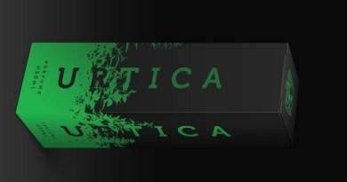 Patentiran parfem od koprive URTICA