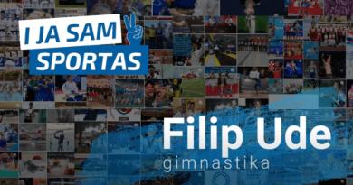Filip Ude: Vjerujem u odlazak na Olimpijske igre u Tokio