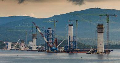 Završetak Pelješkog mosta kasni najmanje tri mjeseca, zapela je i gradnja ceste